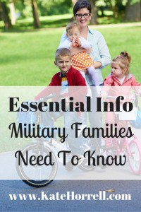 Every Military Family Needs To Know