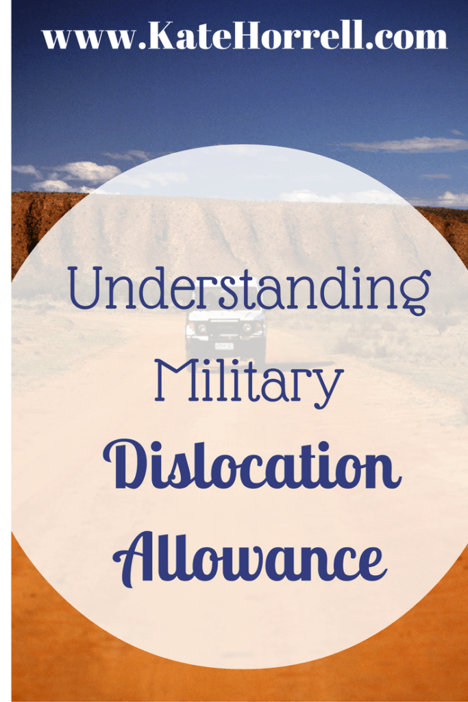 Everything you need to know about the military's Dislocation Allowance (DLA)