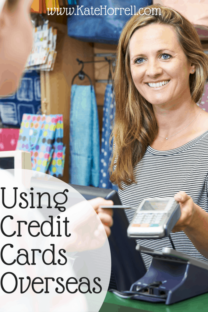 I feel a lot better about using my credit cards overseas now that I know these tricks!