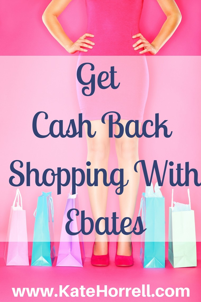 I Make Money Using Ebates