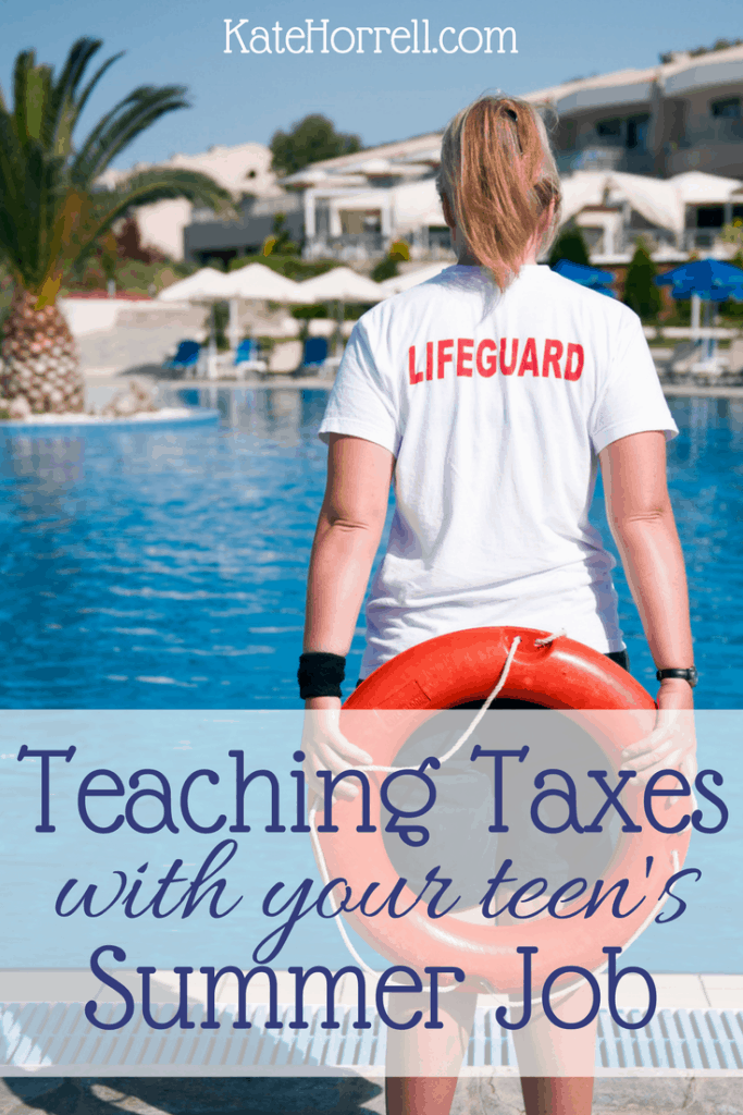 Do Teens Need To Have Taxes Withheld?