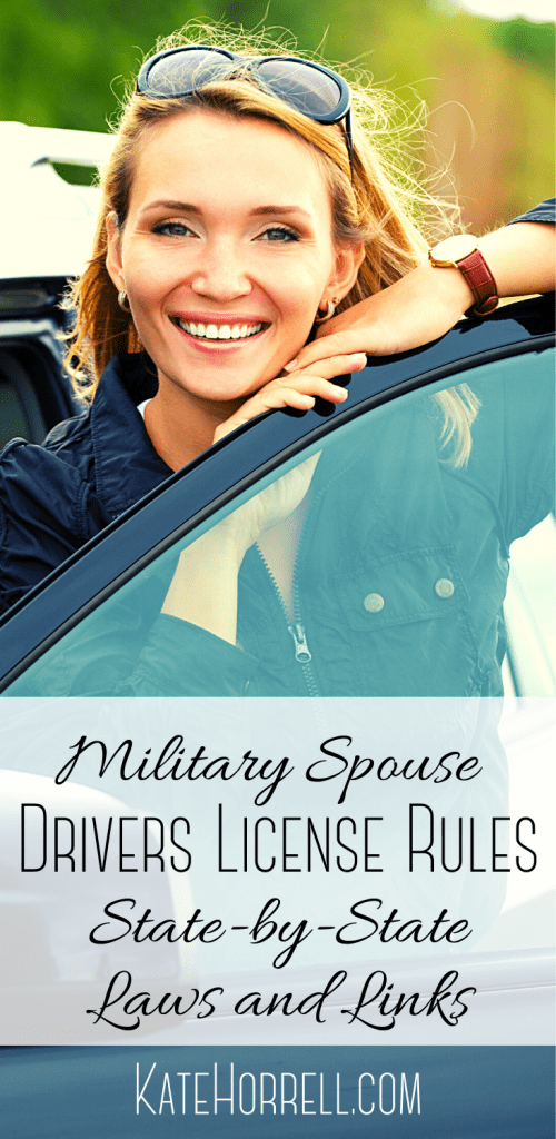Do I have to change my driver's license when I move?
