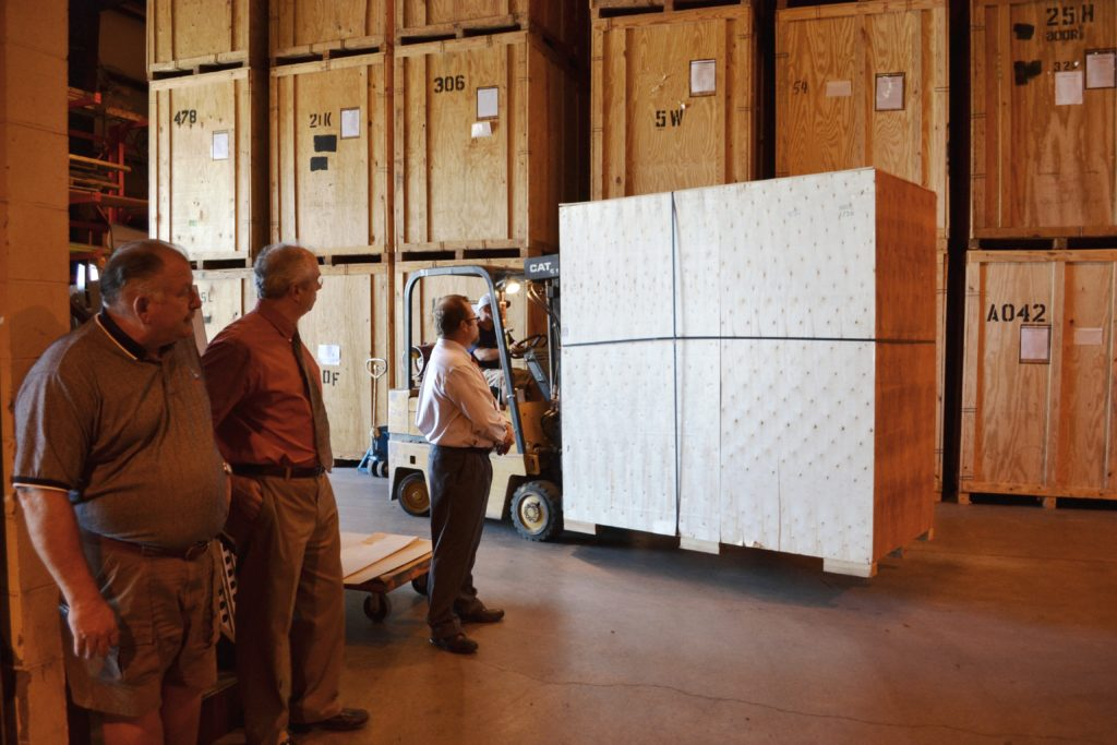 Military Moving and Storage of Household Goods