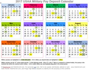 2017-usaa-military-pay-deposit-calendar-color-snip ...