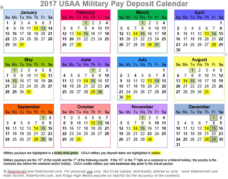 Usaa Pay Calendar 2020 Usaa Direct Deposit Dates 2016   Best Car News 2019 2020 by
