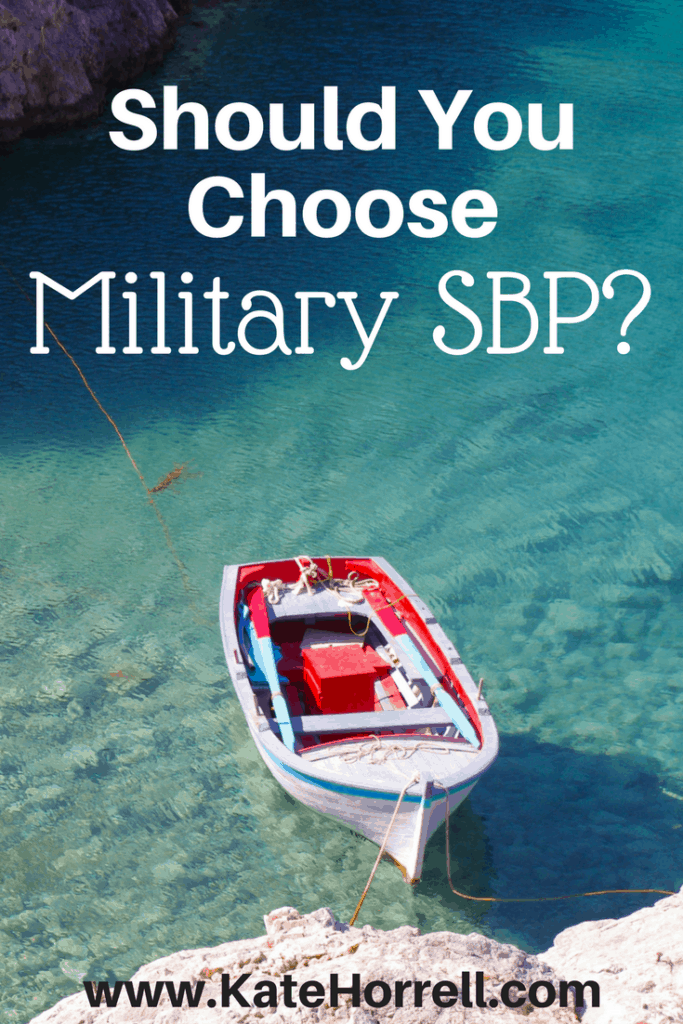 This is awesome! Now I know exactly what things to consider while we choose SBP coverage.