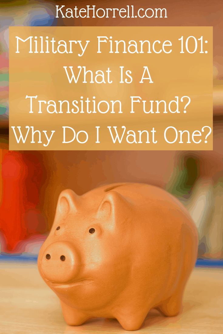 Everything about Military Transition Funds