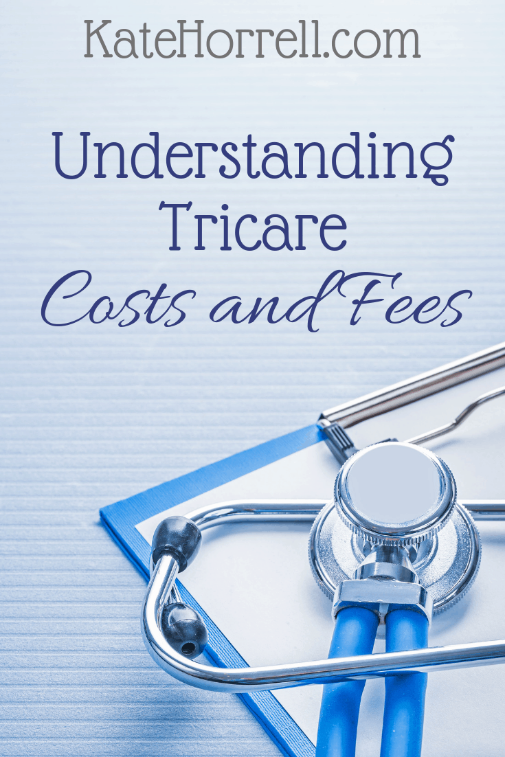 Everything About Tricare Costs and Fees 2019 - KateHorrell