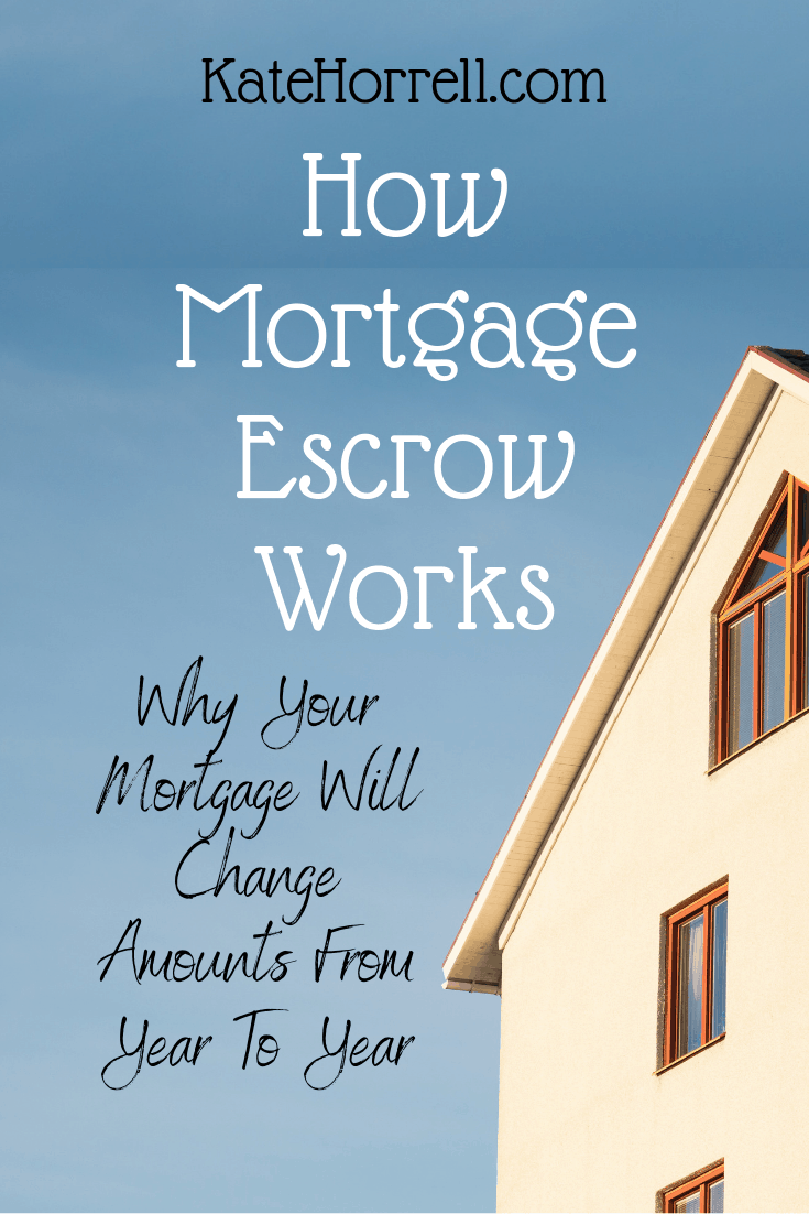 How Does Mortgage Escrow Work