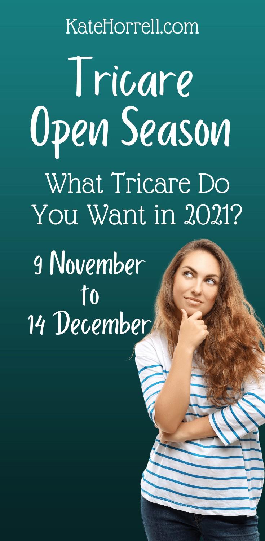 2020 Tricare Open Season