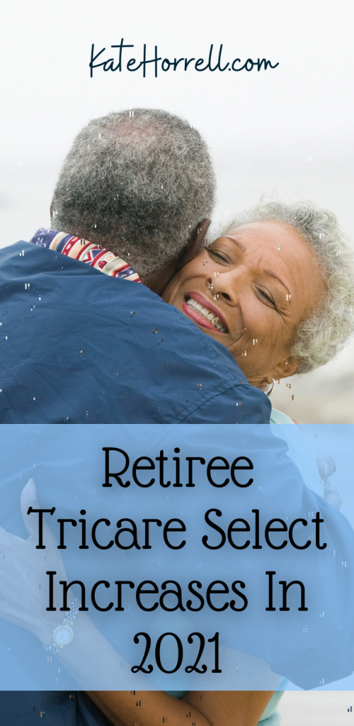 Tricare Select Fees for Retirees
