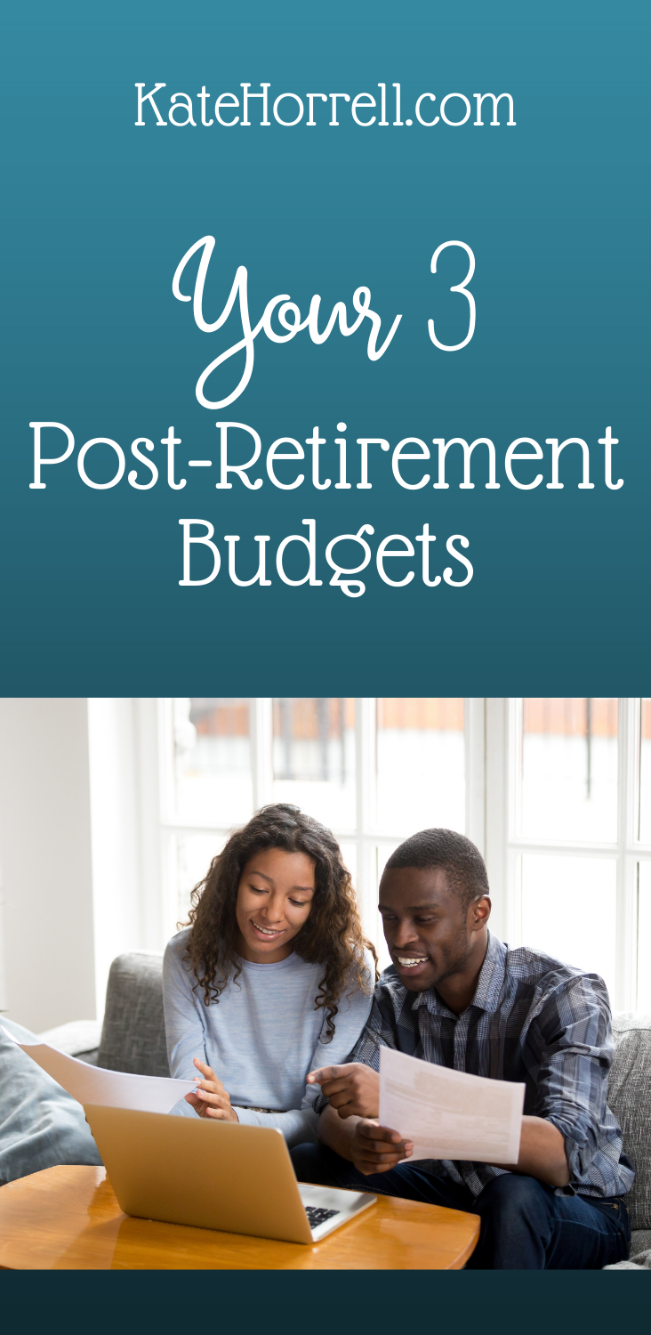 leaving the military - your post retirement budgets
