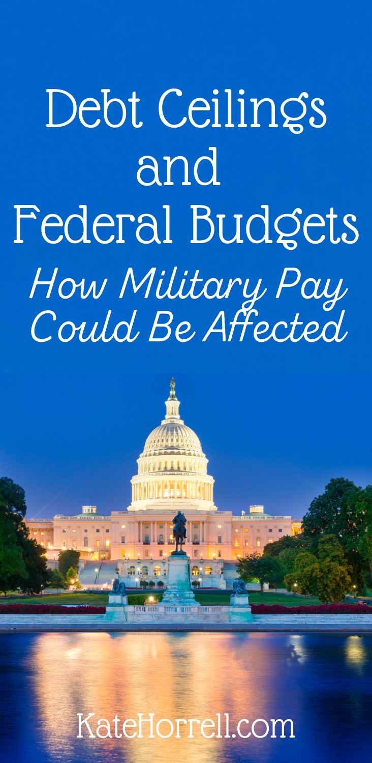 Will A Government Shutdown Impact Military Pay?